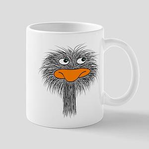ostrich design3 Mugs
