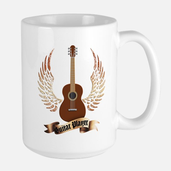 Western Classic Guitar player Mugs