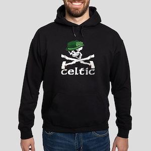celtic shillelagh Hoodie