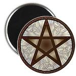 Celtic Pentagram - 1 - Magnet