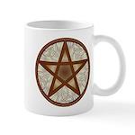 Celtic Pentagram - 7 - Mug