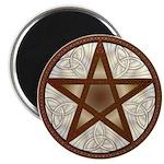 Celtic Pentagram - 7 - Magnet