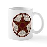 Celtic Pentagram - 11 - Mug