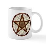 Celtic Pentagram - 6 - Mug