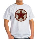 Celtic Pentagram - 5 - Light T-Shirt