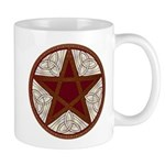 Celtic Pentagram - 5 - Mug