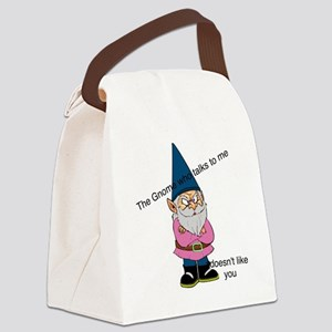 Gnome like you Canvas Lunch Bag