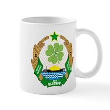 republik of glasgow Mugs