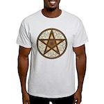 Celtic Pentagram - 8 - Light T-Shirt