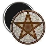 Celtic Pentagram - 8 - Magnet