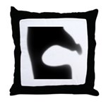 Lecture Throw Pillow
