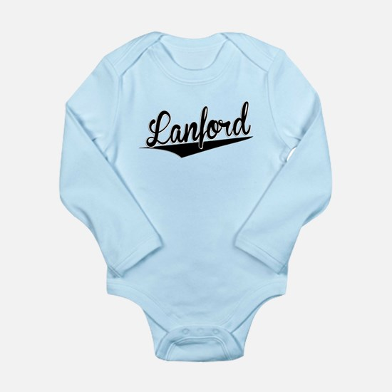 Lanford, Retro, Body Suit