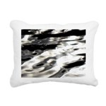 Flow Rectangular Canvas Pillow