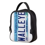 Minnesota Walleye License Neoprene Lunch Bag