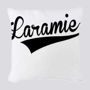 Laramie, Retro, Woven Throw Pillow