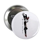 "Witches Are Sexy 2.25"" Button (100 pack)"