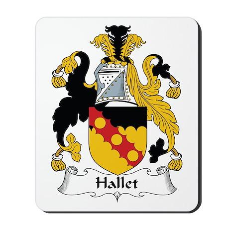 Hallet Mousepad