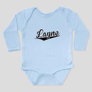 Layne, Retro, Body Suit