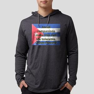 Jovial Companions Long Sleeve T-Shirt