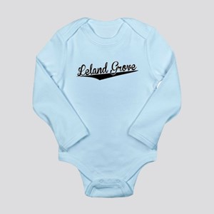 Leland Grove, Retro, Body Suit