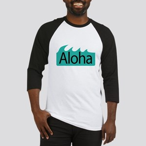 Aloha Waves Baseball Jersey