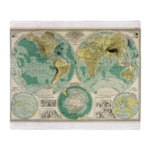 World map blankets cafepress gumiabroncs Images