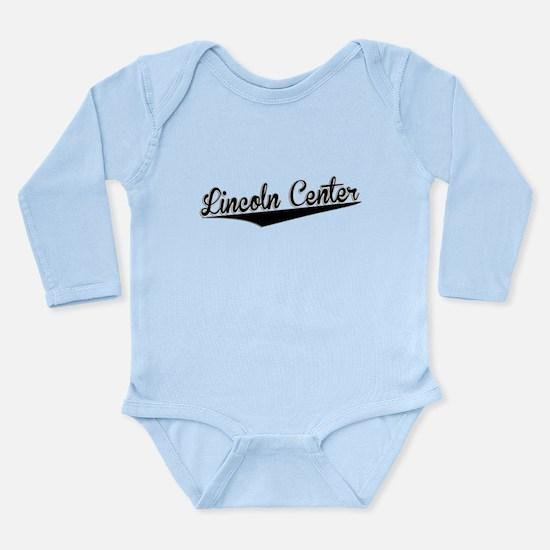 Lincoln Center, Retro, Body Suit