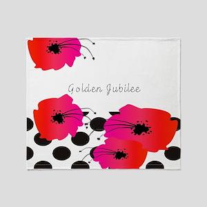 Golden Jubilee 2 Throw Blanket