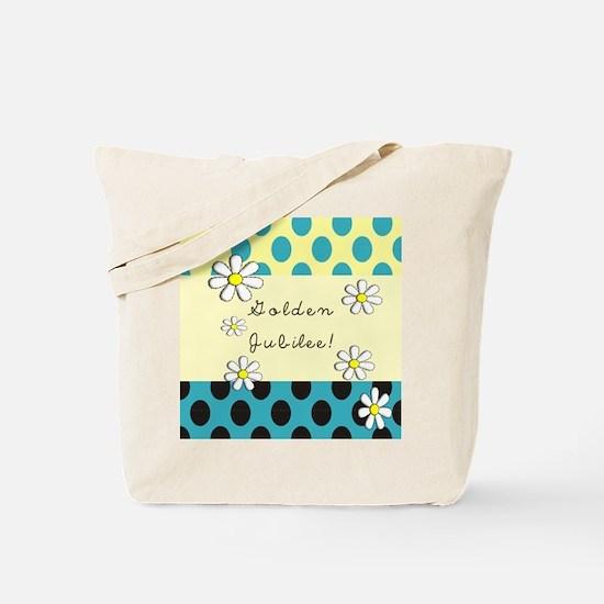 Golden jubilee 1 Tote Bag