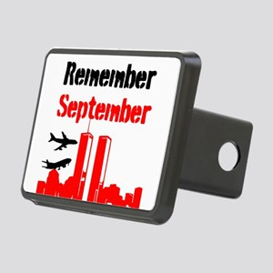 Remember September Hitch Cover