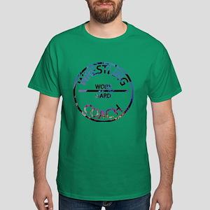 Wrestling Coach Dark T-Shirt
