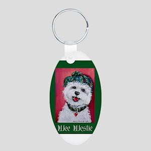 Wee Westie Keychains