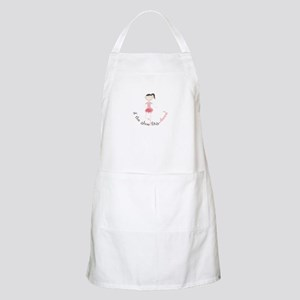 if the shoe fits...dance! Apron