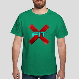 Cross Fit Workout! Dark T-Shirt
