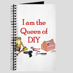 Queen of D.I.Y. Journal