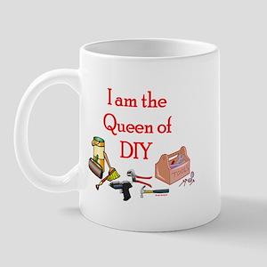 Queen of D.I.Y. Mug
