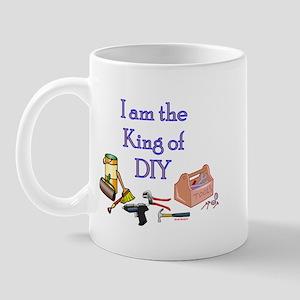 King of D.I.Y. Mug