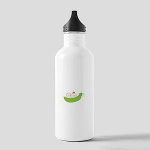 Peas In A Pod Water Bottle