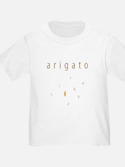 Arigato T