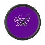 class of 2014 Large Wall Clock