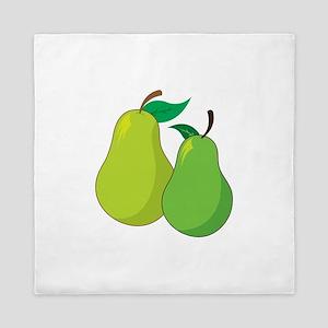 Pears Queen Duvet