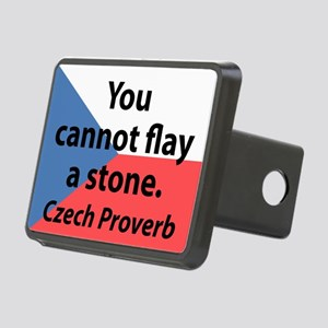 You Cannot Flay A Stone Hitch Cover