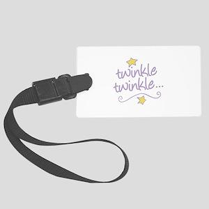 Twinkle Twinkle Luggage Tag