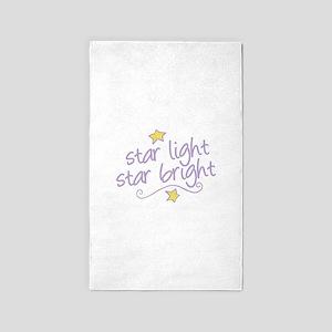 Star Light Star Bright 3'x5' Area Rug