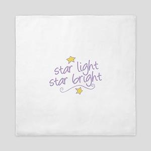 Star Light Star Bright Queen Duvet