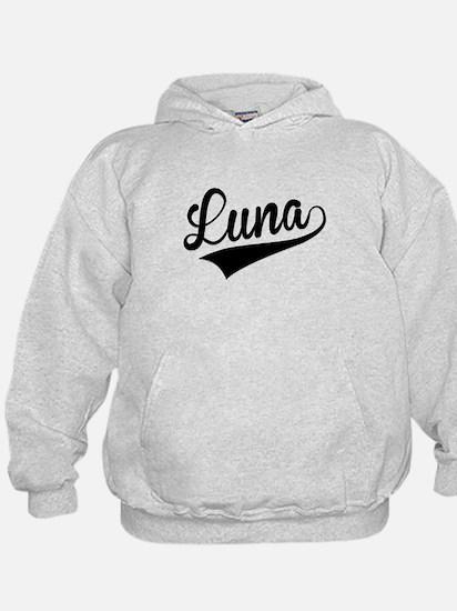 Luna, Retro, Hoodie