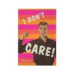 I Don't Care, By Bluntcard Magnets