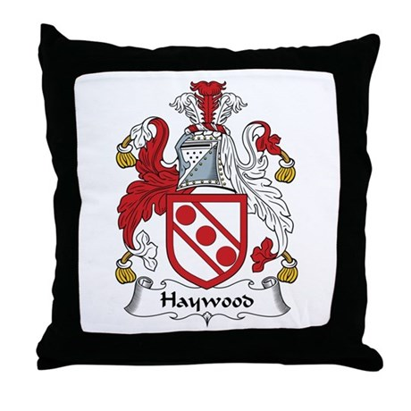 Haywood Throw Pillow