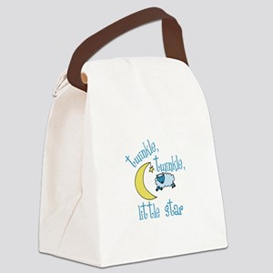 twinkle, twinkle, little star Canvas Lunch Bag