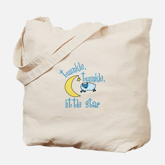 twinkle, twinkle, little star Tote Bag
